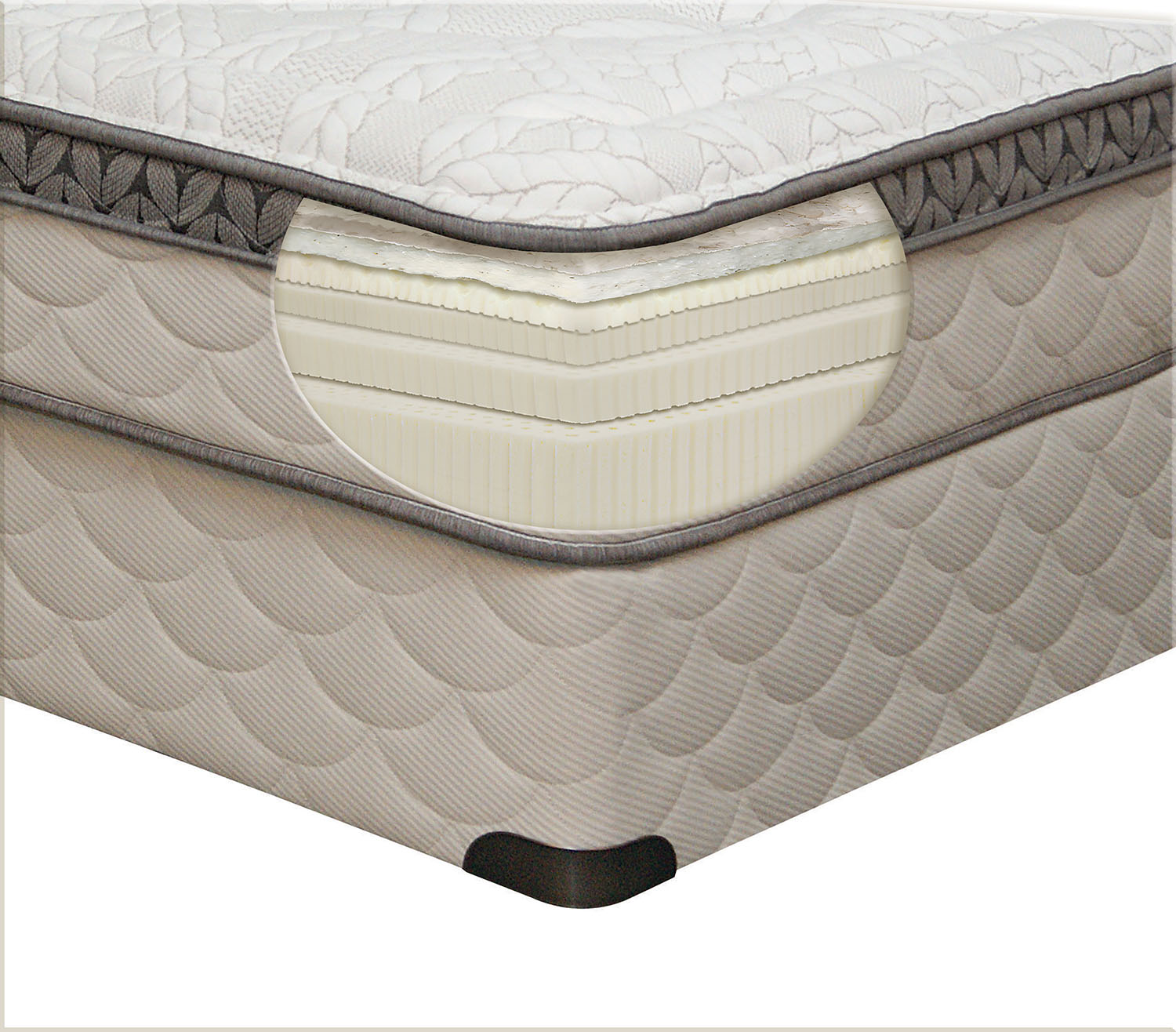 Sofa Bed Latex Mattress: Natura Twilight Latex Mattress