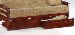 Tiroir futon drawers nightandday sofa