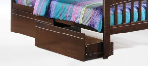 Tiroirs lit enfant Kid bed drawers Zest