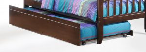 Tiroirs lit gigogne enfant Kid trundle bed drawer Zest