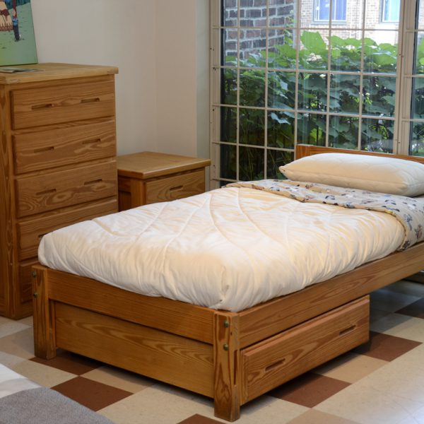 base lit bed frame junior tiroir fabrique canada 2