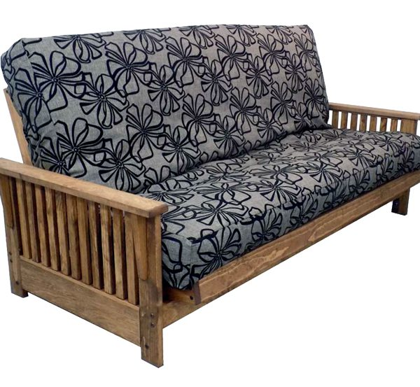 Mission futon frame roselawnlutheran for Mission style futon assembly instructions