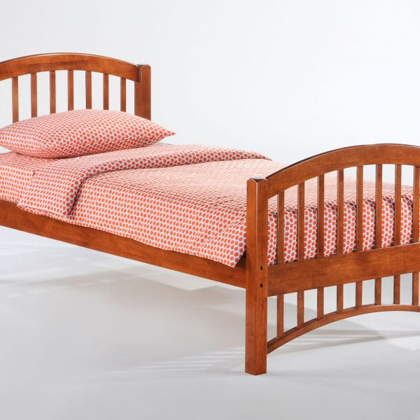 molasses bed twin cherryfuton
