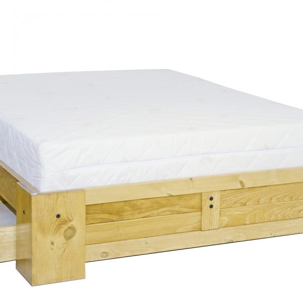 oslo_tiroirs base lit  bois wood bed frame