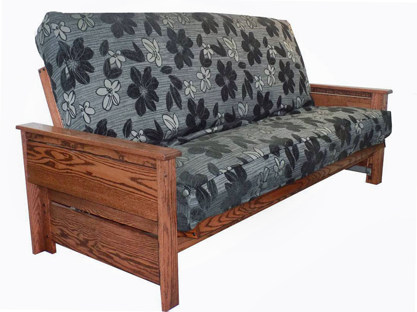 wood size multi frame product beli full espresso free home today flex futon somette mont overstock shipping garden