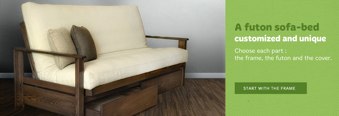 Homepage futon d 39 or natural mattressesfuton d 39 or for Divan quebec