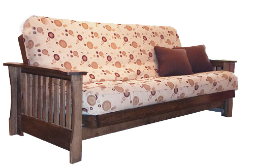 sutton_rustik base futon frame