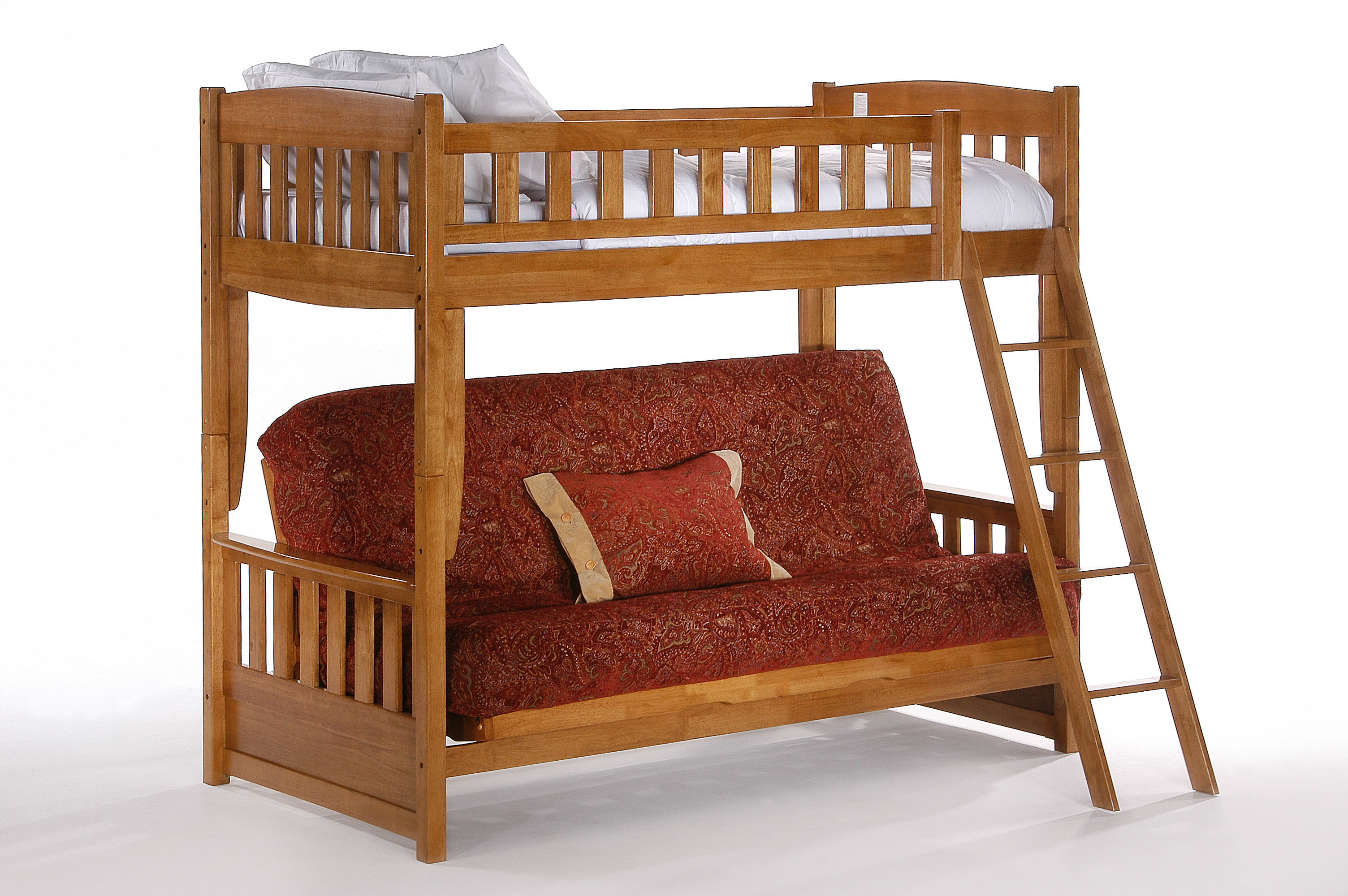 Cinnamon Futon Bunk Night Amp Day Futon D Or Matelas