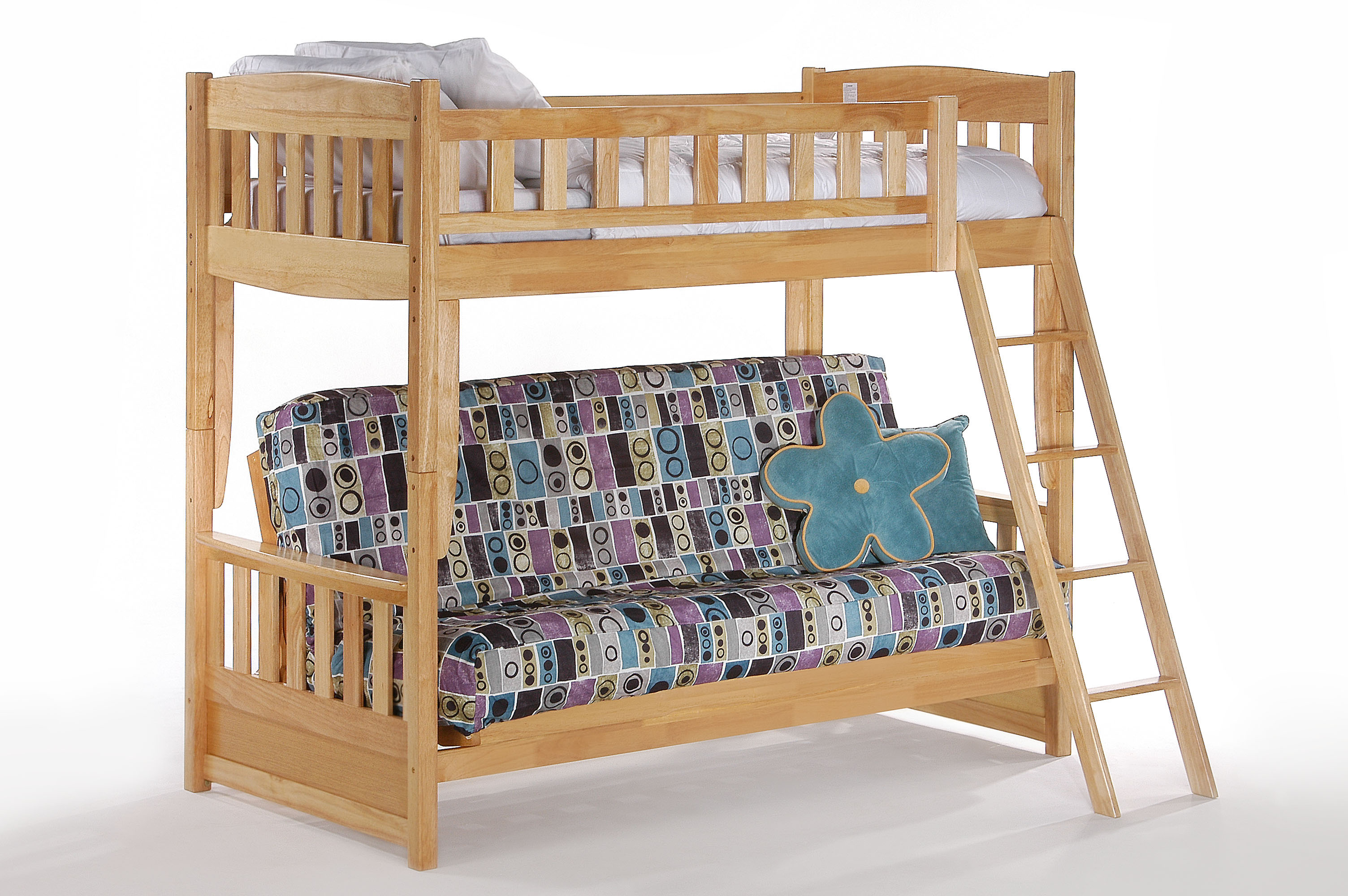 inspired with at the and cadsden futon of full its over bed twin image advantages bunk mattress plough included