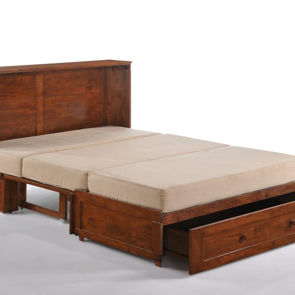 Night Amp Day Clover Murphy Cabinet Bed Futon D Or