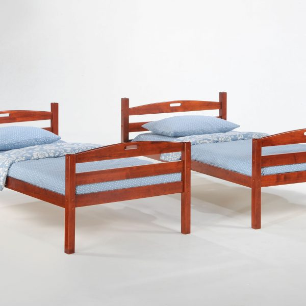 bed monte furniture mattress full and twin upholstered dorma trundle modern products guard rail heather by with design