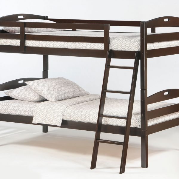 Sesame Twin Twin Bunk Dark Chocolate