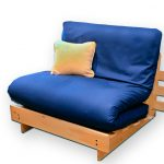 TurinA simple royal base futon frame