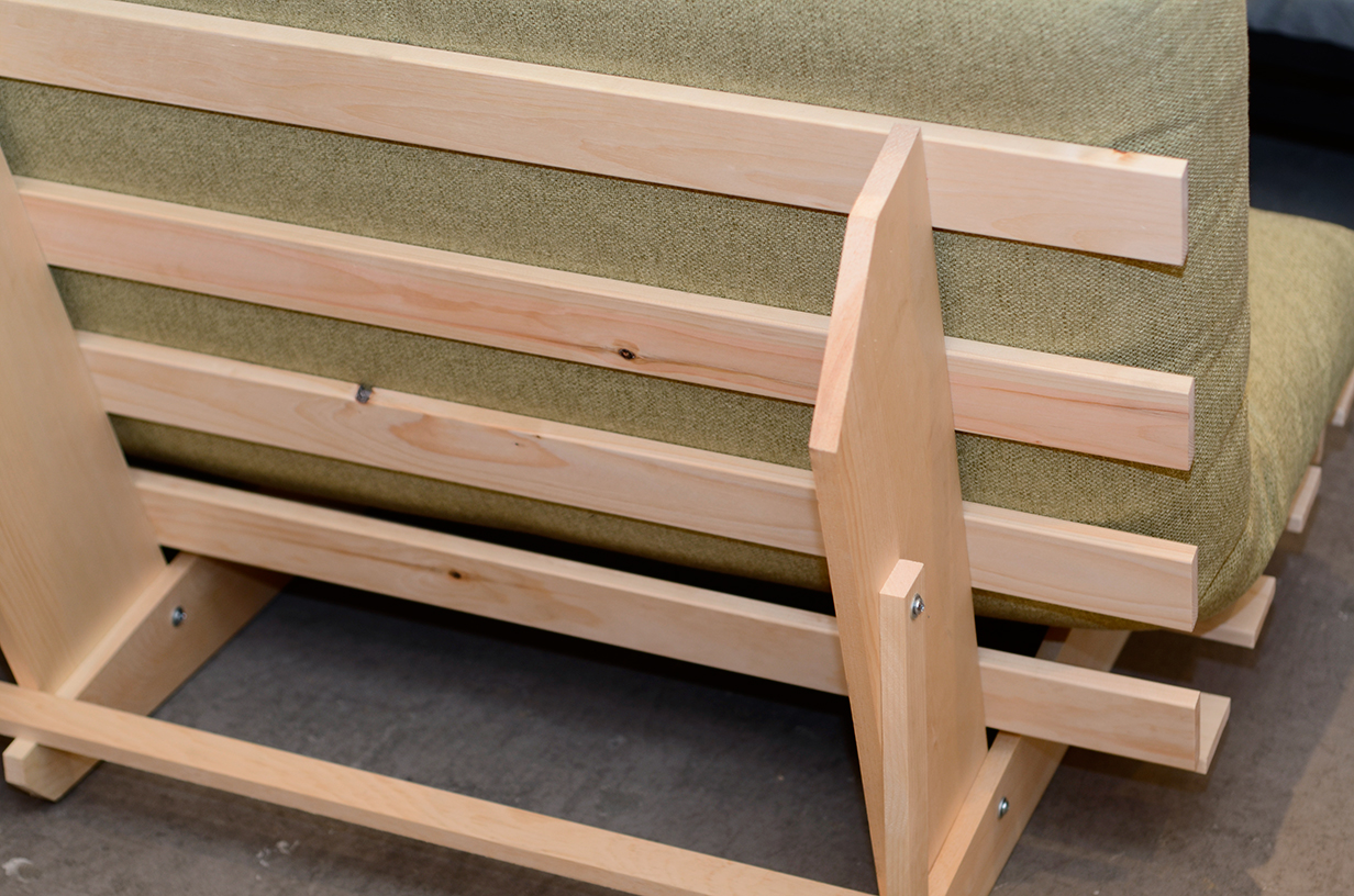 cadsden the plough choosing mattress at for futon with included right wood frame