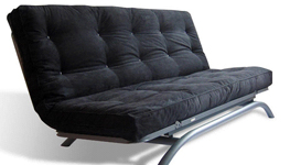 Sofa-bed futon and frame kit