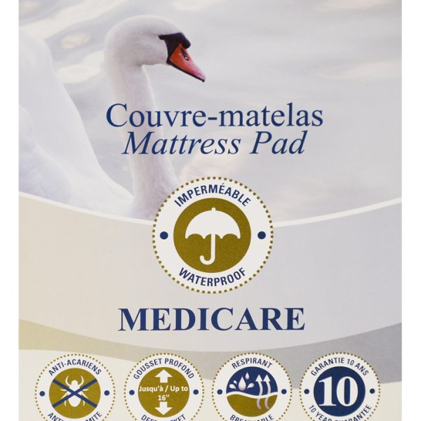 couvre matelas textiles gauvin terry