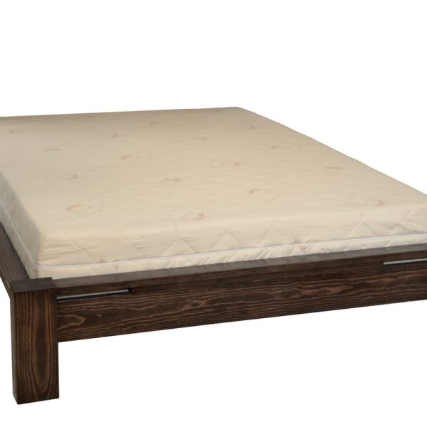lisboa base lit  bois wood bed frame