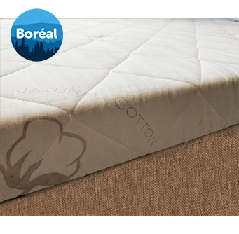 MATELAS-latex-boreal boreal latex mattress
