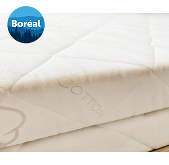 Latex Mattress Topper.Boreal Latex Mattress Topper